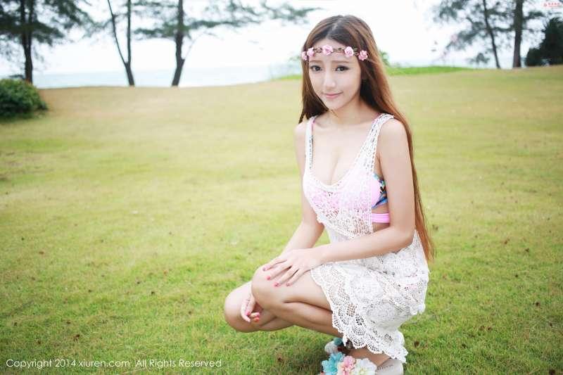 王馨瑶yanni-泰国旅拍写真集