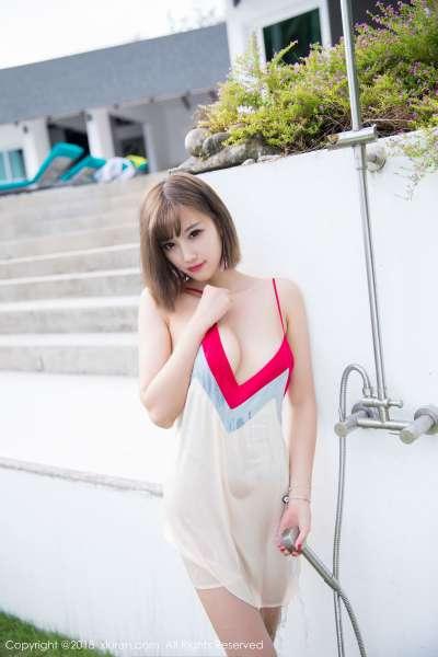 巨乳女神@杨晨晨sugar甲米旅拍写真