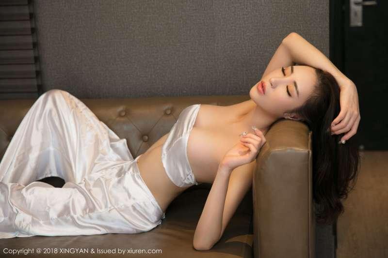模特@孙梦瑶V第三套写真