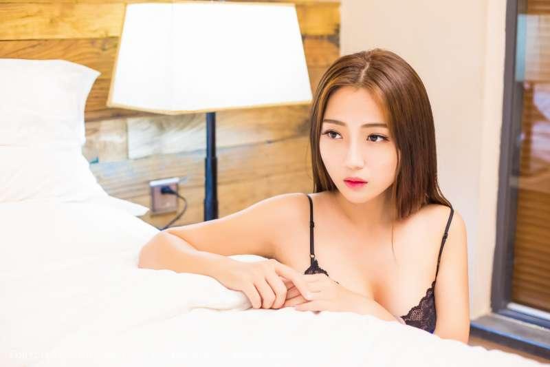 Elma梦 明媚的Girl(一) 性感巨乳写真套图