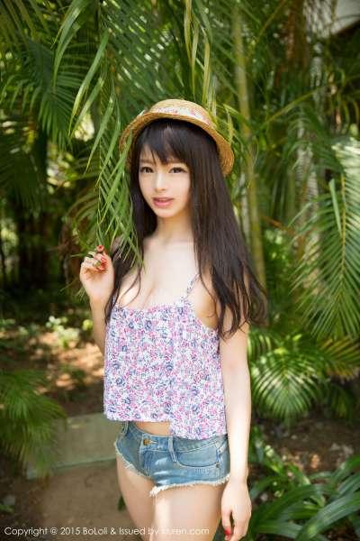 AngelaLee李玲 - 长腿美女三亚旅拍最后套图
