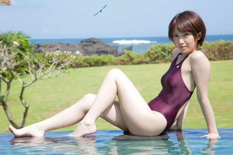 浅仓结希 Yuki Asakura 翘臀诱惑女优图集