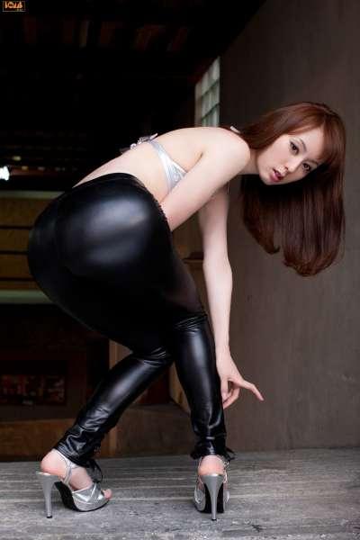 秋山莉奈 Rina Akiyama@性感透视让人流鼻血图集