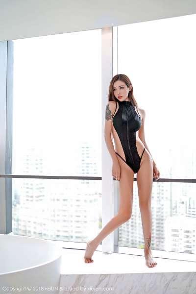 美女主播@梦小楠小夜猫 性感写真诱惑套图