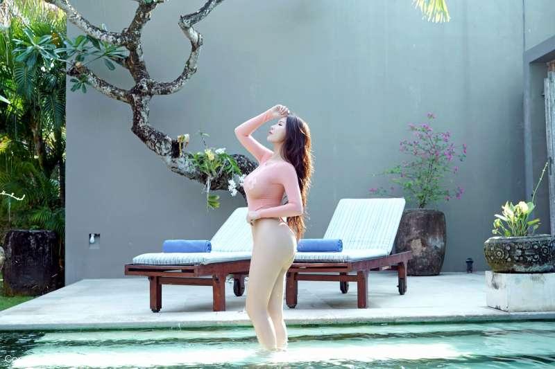 女神@Egg-尤妮丝菲律宾旅拍诱写真