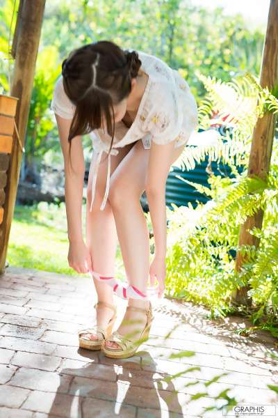明里つむぎ Tsumugi Akari 长腿女优写真套图