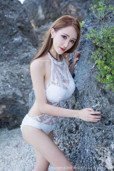 气质美女@妤薇Vivian长腿性感塞班旅拍第二套
