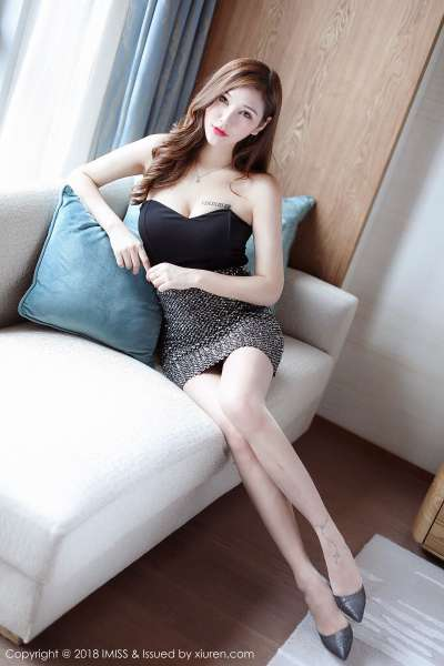 新人模特@Cccil性感长腿首套写真图片