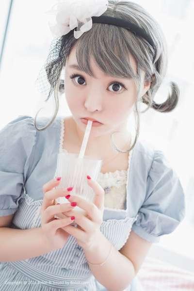 柳侑绮 邻家少女写真套图