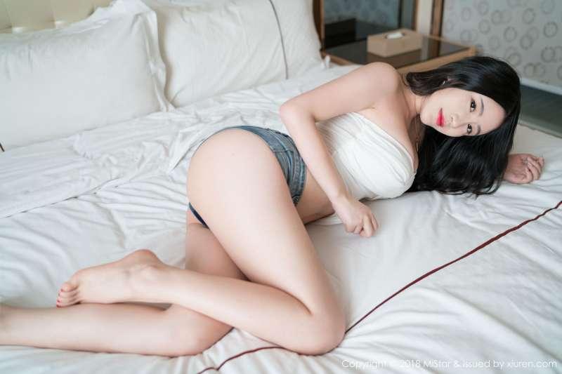 谢芷馨Sindy~翘臀美女性感写真