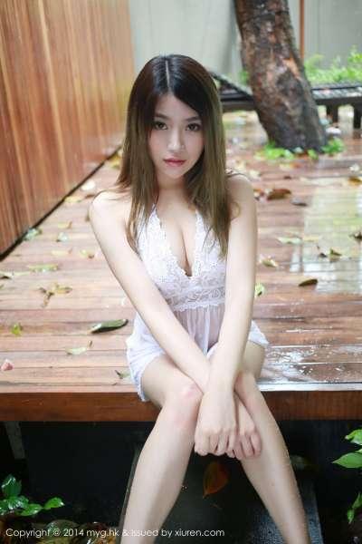 许诺Sabrina 泰国旅拍长腿美女写真全集
