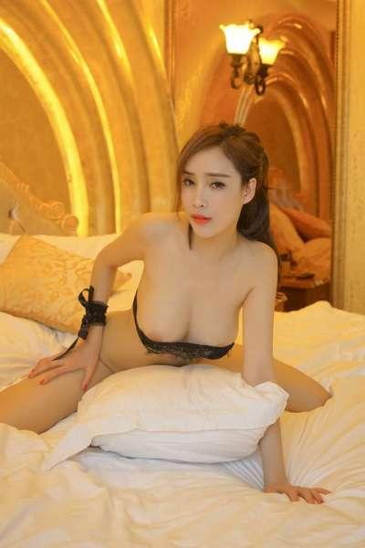 美女孟露丝带遮胸翘臀诱惑尺度大[23P]