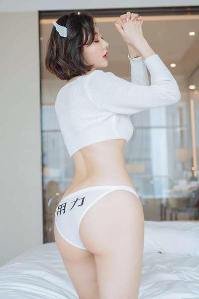 美腿酥胸圆润翘臀[40P]