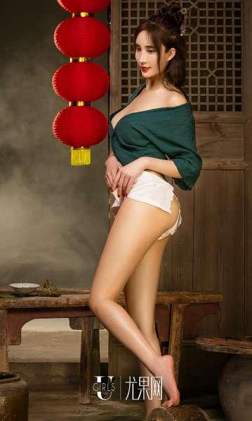 周妍希 - 就想这么粘着你 性感写真图片