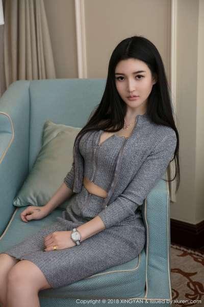 新人模特@李柯颖首套诱惑写真套图