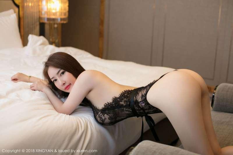 丽质美女@卓雅长腿翘臀首套写真图集