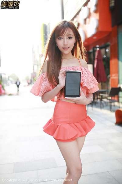 王馨瑶Yanni-数码宣传诱惑套图
