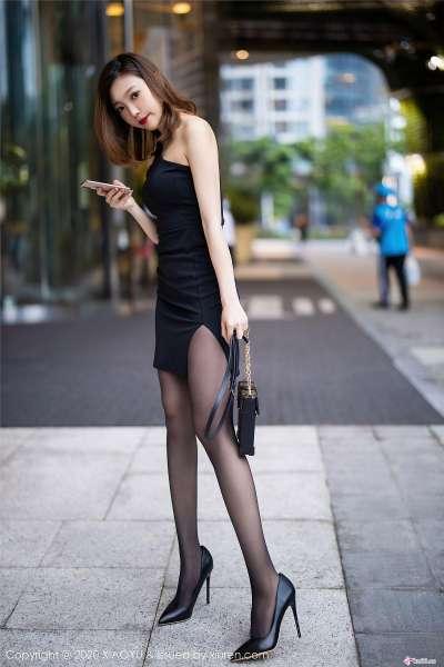 车模黑丝袜[22P]