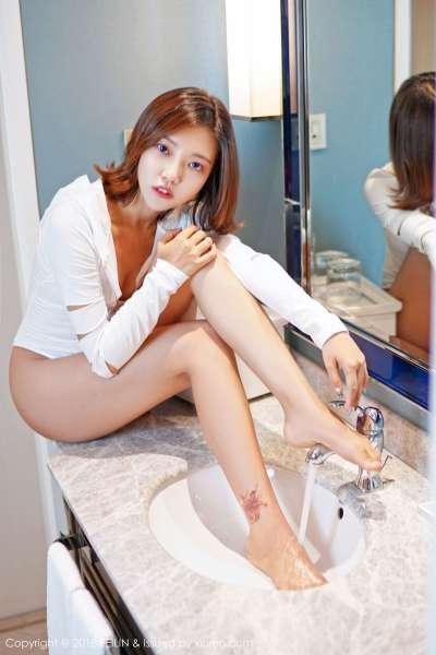 模特@冯木木LRIS性感美臀诱惑写真
