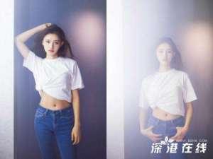 盘点娱乐圈中有好身材标志的女星 林允袁姗姗王珞丹