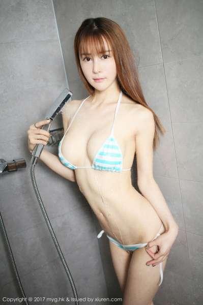 蔡文钰Angle 性感美女写真套图