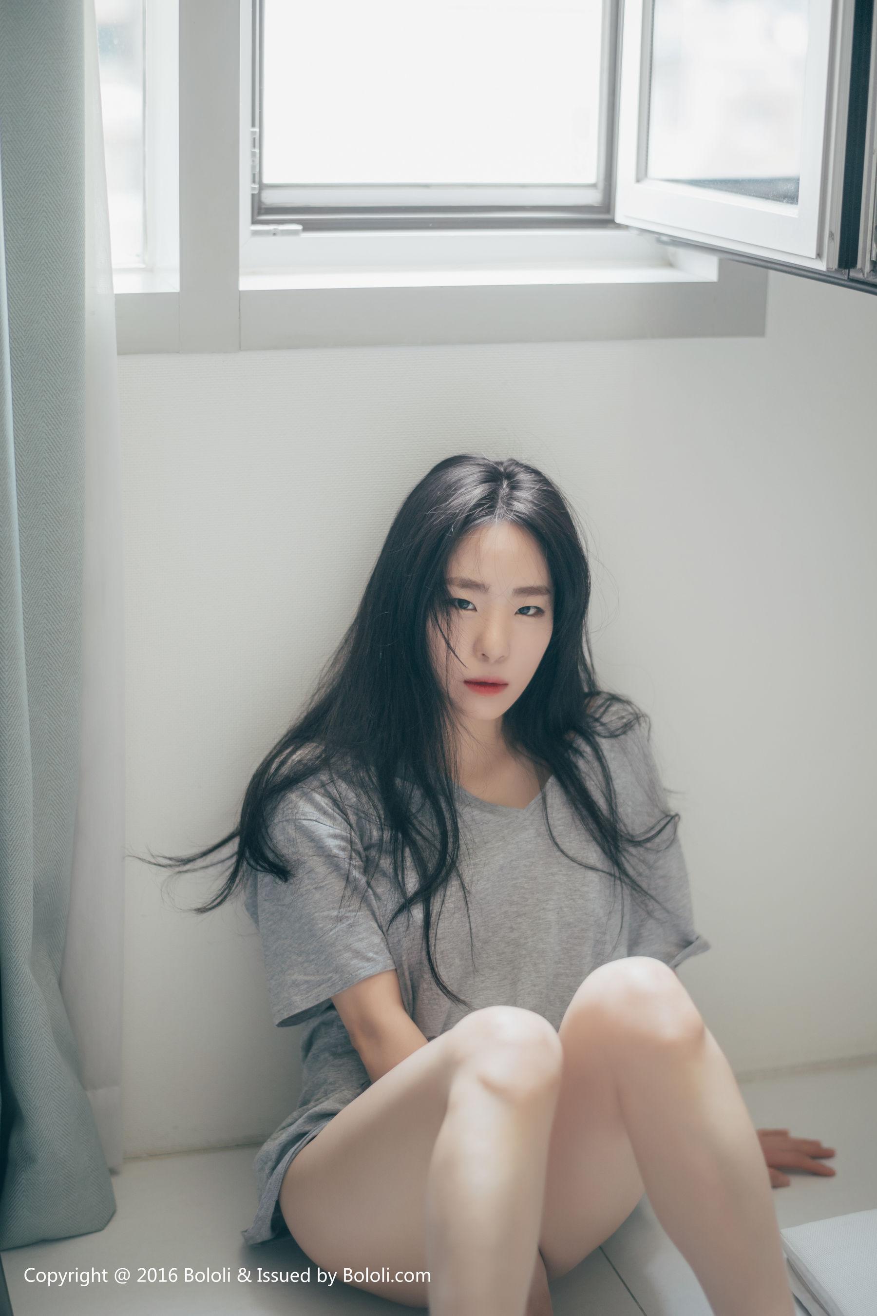 敏敏酱《韩系少女室内合集》