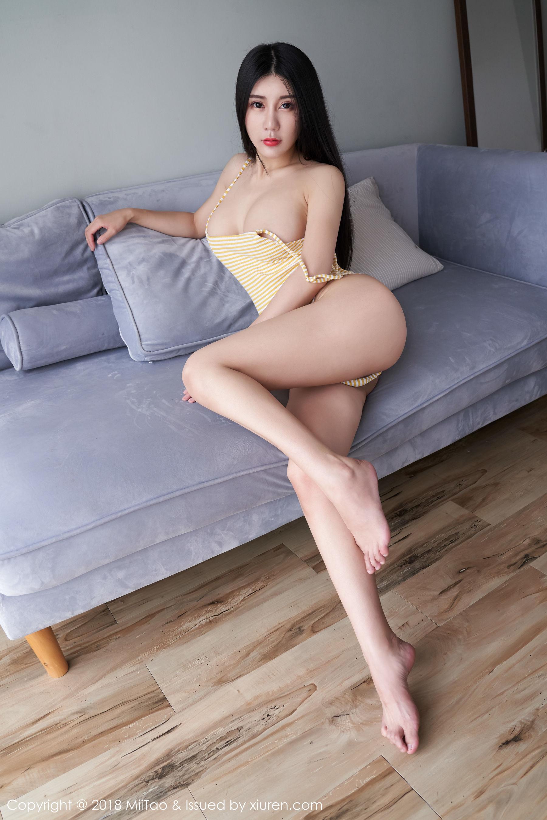 湾湾Yilia《巨乳和美臀》