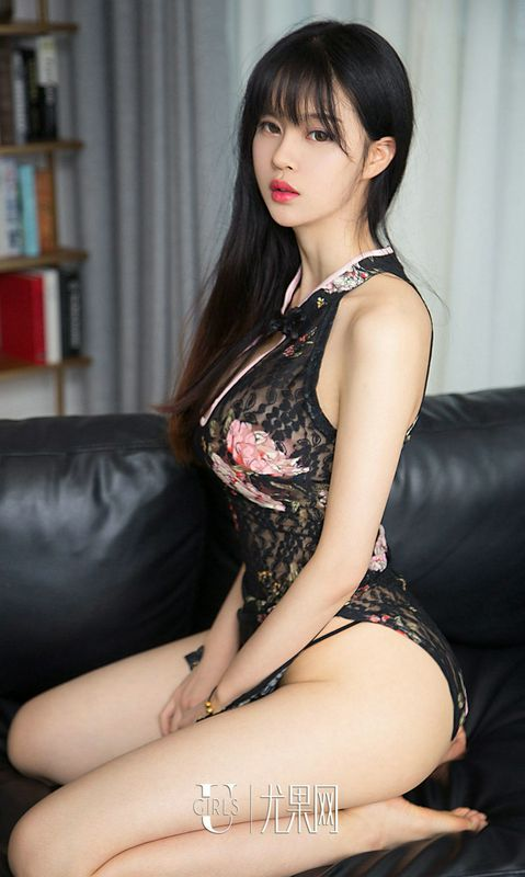 Ugirls尤果网爱尤物专辑No.1396桃香子爱上她沒有解药