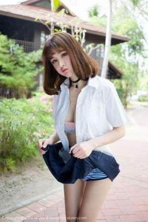 Cheryl青树兰卡威旅拍写真套图