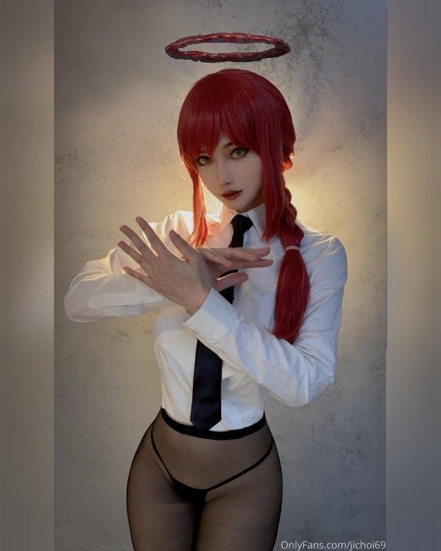 美女cosplay 看看角色扮演的是哪位名角 第四期