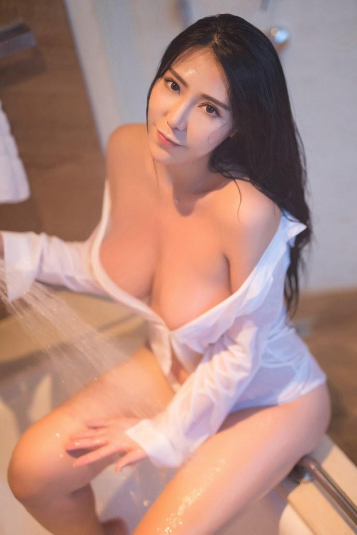 妖娆尤物安可儿浴室湿身诱惑令人欲罢不能